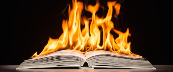 Burning Books - the path to disruptive publishing